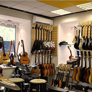 Музыкальные магазины Якутска