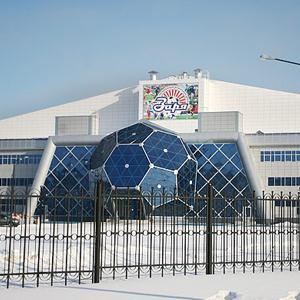 Спортивные комплексы Якутска